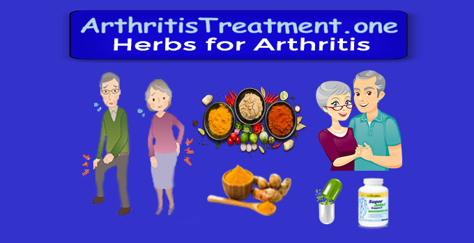 best herbs for arthritis