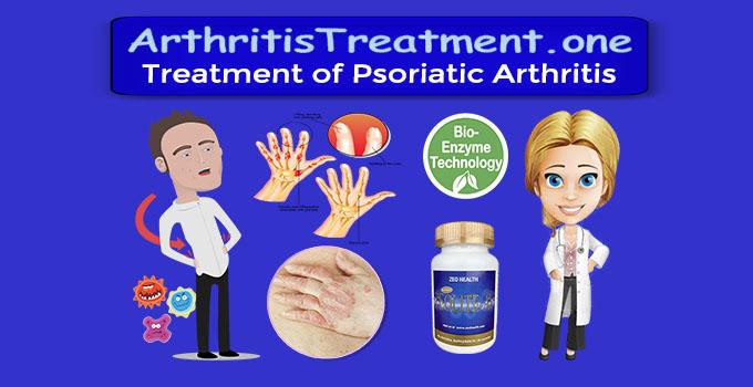 natural treatment of psoriatic arthritis