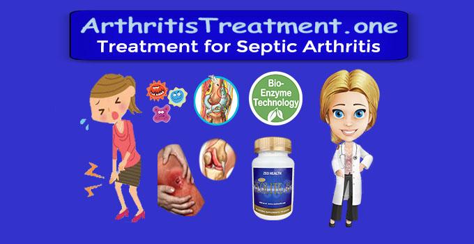 Treatment for Septic Arthritis