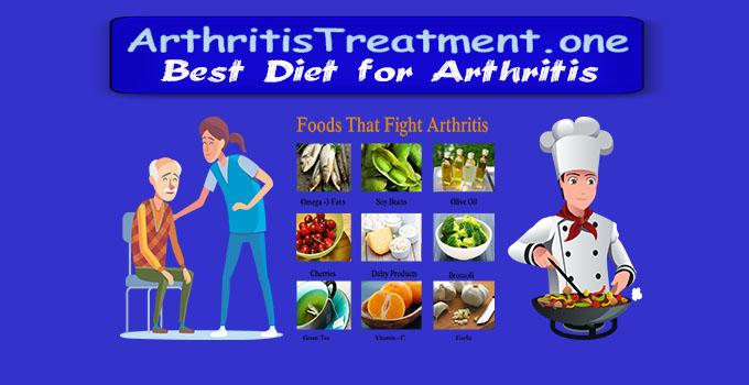 Best Diet for Arthritis
